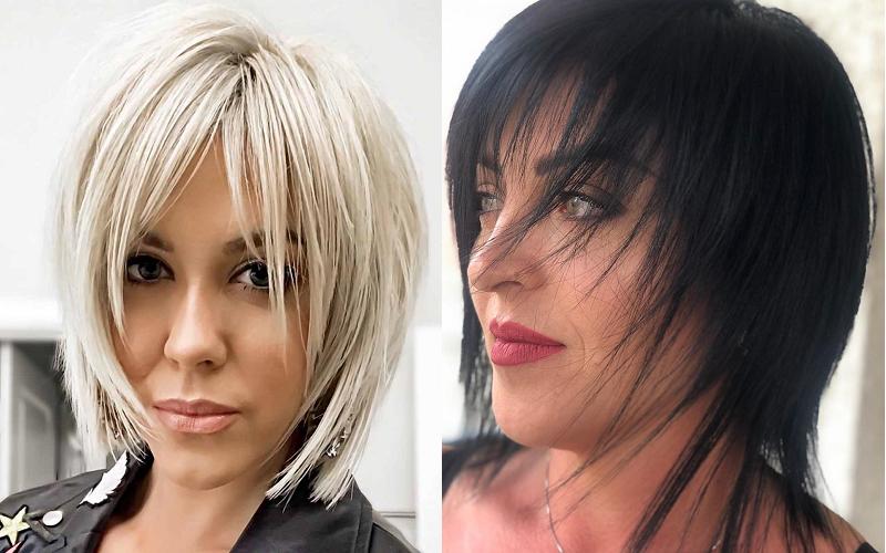 Tagli capelli 2021: il boom dei tagli corti scalati | Enzo ...