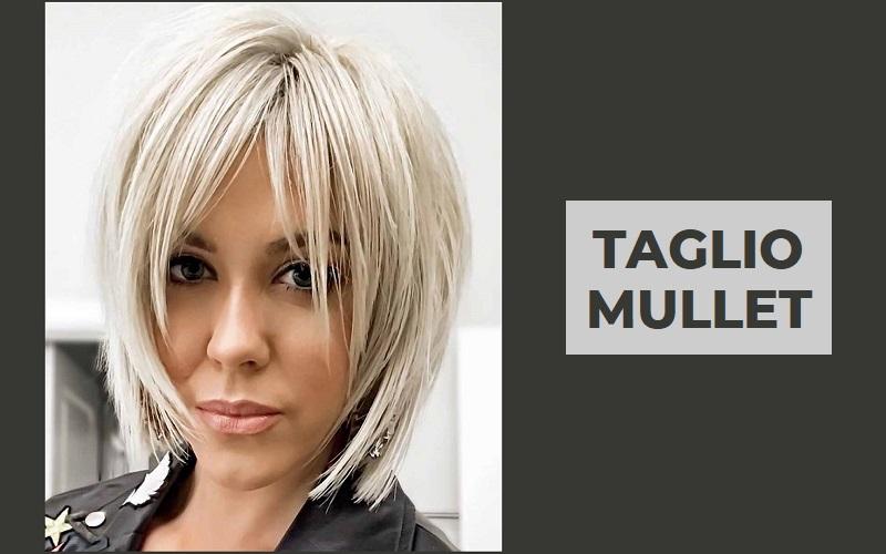 Taglio capelli Mullet: la tendenza 2021-2022 che ti stupirà